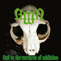 le nouvel album: Warlords of Addiction